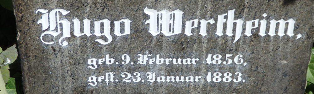 Zum Gedenken an die Novemberpogrome 1938